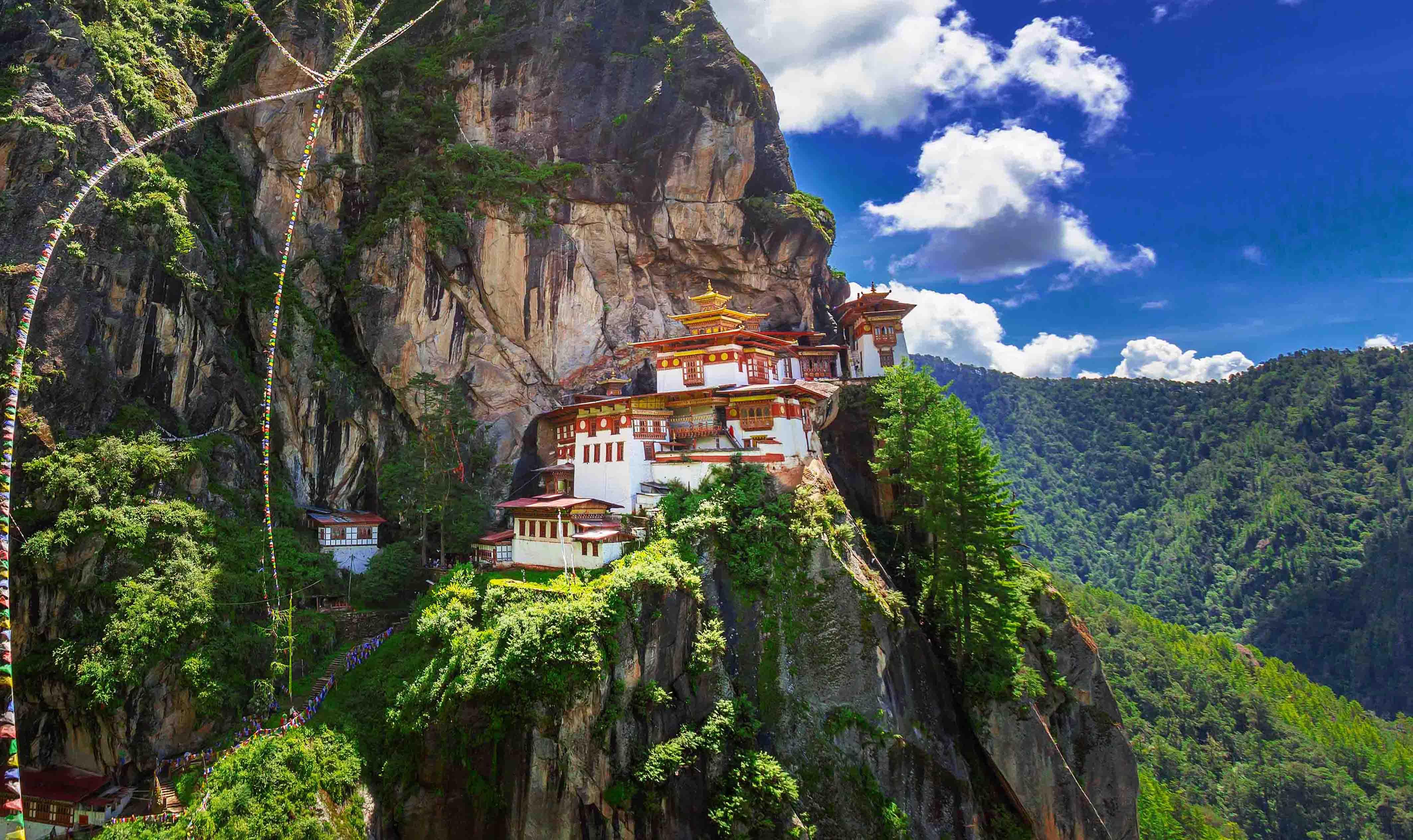 Tour du lịch Bhutan liên tuyến