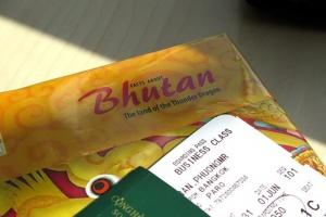 Cách tốt nhất xin visa Bhutan là qua công ty du lịch